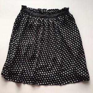 XOXO Dresses & Skirts - 💼 Polka Dot Knee-Length Skirt
