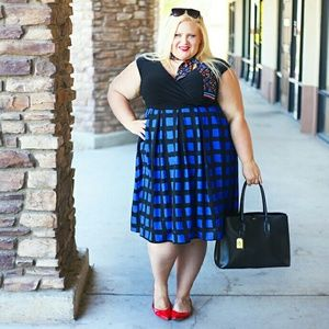 Dresses & Skirts - Plus size designer dress