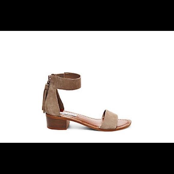 677ea06c5c8 Steve Madden Darcie Ankle Strap Sandal NWT