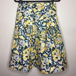 H&M Dresses & Skirts - H & M Floral Skirt