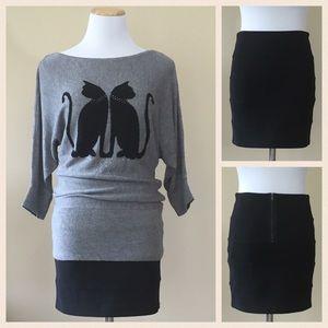 Millau Dresses & Skirts - Black Mini Skirt NWT
