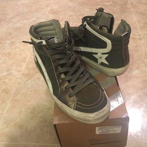 Golden Goose Shoes - Golden Goose Slide high Top sneaker size 37