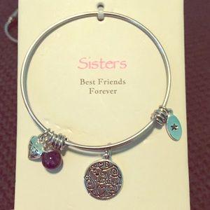 Jewelry - NWT Sisters Bracelet