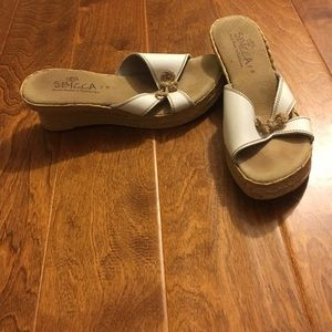 Sbicca Shoes - Spring cleaning best offer Cork wedges