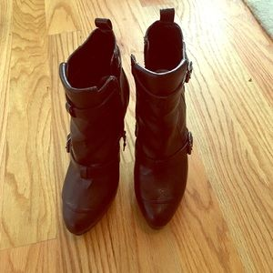 Ankle booties - Simply Vera by Vera Wang