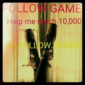Other - ⚘❤FOLLOW GAME❤⚘