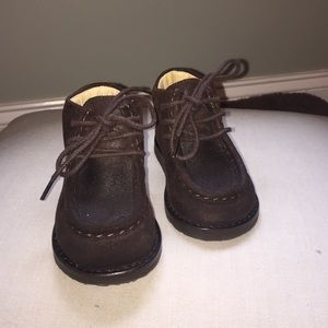 Jacadi Other - New Jacadi baby boy ankle boots size us 4