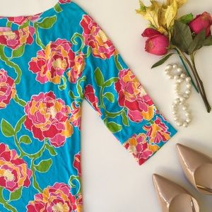 Lilly Pulitzer Long Sleeve Cotton Shirt