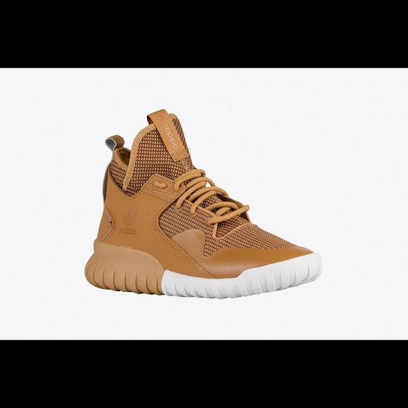 best sneakers a4bd1 d623c Adidas Shoes - Adidas Tubular X - Wheat