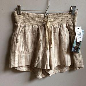 Rewash Pants - NWT Linen Natural Shorts
