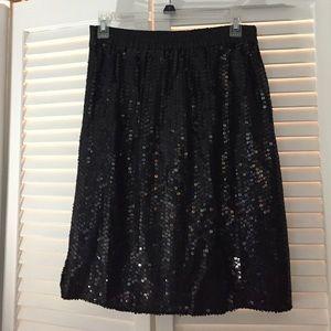 Dresses & Skirts - Vintage Beaded Skirt Medium NWT