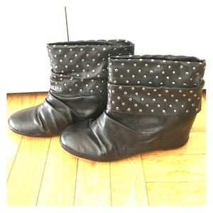 80%20 Wedge Bootie with studs