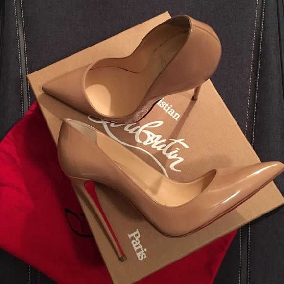 christian louboutin so kate 37