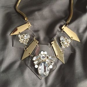 Baublebar statement necklace. Never worn.