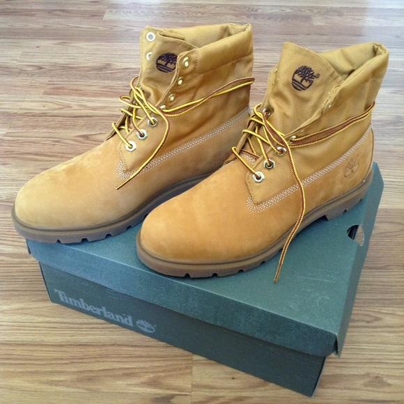 e5a7ec411819 Timberland Men s Basic Roll Top Boots