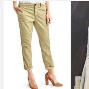 GAP Pants - Gap Aubrey Khaki Pants