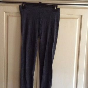 J Crew gray ladies leggings size S