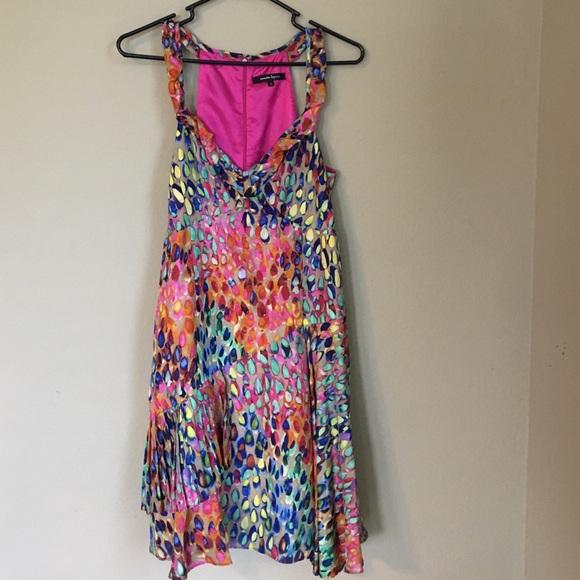81616b251b Nanette Lepore Raindrop dress in EUC. M 580519cfa88e7db9b5001eca
