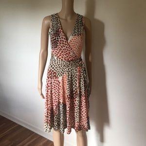 Banana Republic Dresses & Skirts - Banana Republic Fall Silk dress XS