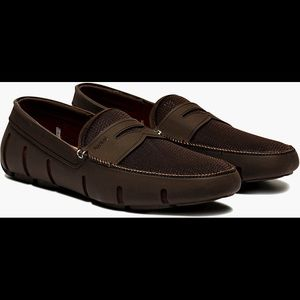 Swims Other - SWIMS Men's Brown Penny Loafer
