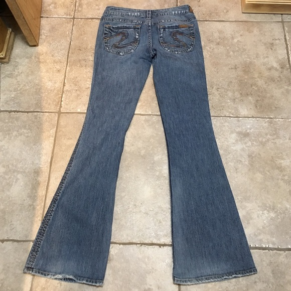 92% off Silver Jeans Denim - SILVER JEANS size 28 35 inseam from