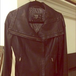 Mackage S Leather Jacket