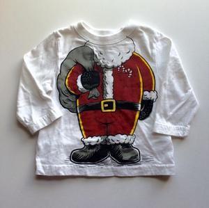 Children's Place Other - Children's Place long sleeve Santa shirt