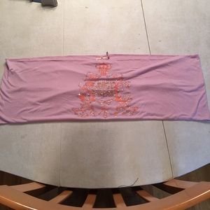 Juicy Couture Infinity Scarf
