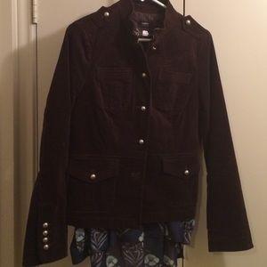 """⬇️ """"Velvet"""" Military Style Blazer"""