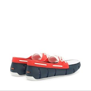 Swims Other - SWIMS Red, White & Blue Sport Loafer