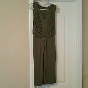 Midi Bebe Dress