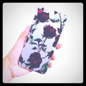 October Love Accessories - Roses Are Red iPhone 6+ Case
