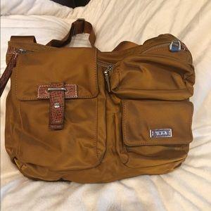 Never been used Tumi Messenger bag