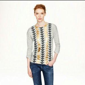 ✨HPx3✨ J. CREW vintage sweatshirt