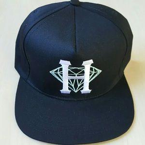 Diamond Supply Co. Other - Diamond Supply Co x HUF snapback hat