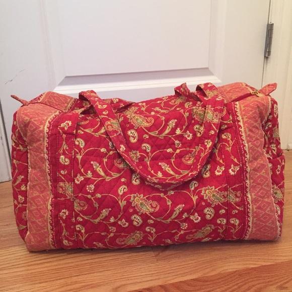 Americana By Sharif Bags Quilted Weekender Duffle Bag Poshmark