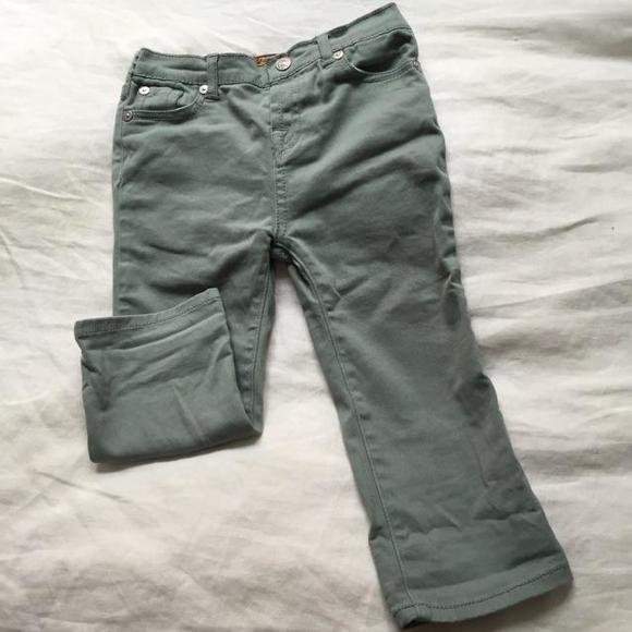 72% off 7 for All Mankind Other - 7 for all mankind toddler jeans ...