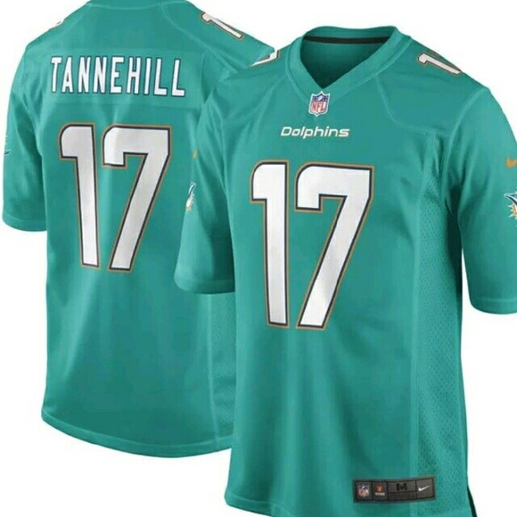 competitive price 8f4e8 f2d8f Official NFL Jersey Miami Dolphins Tannehill
