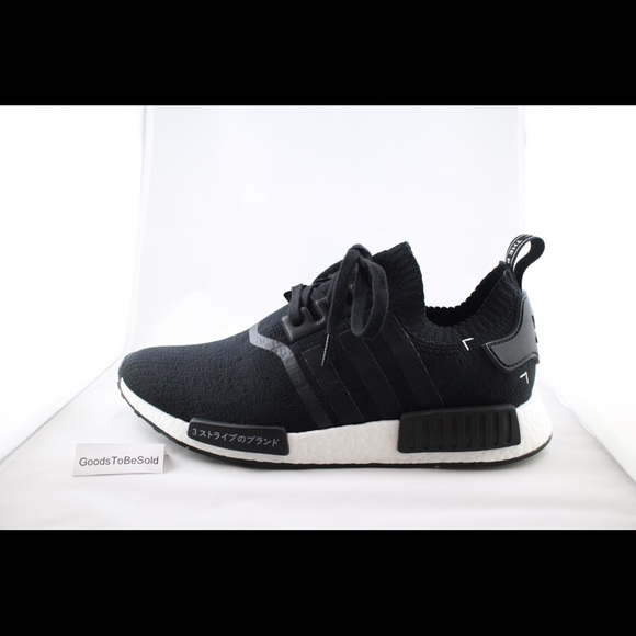 Adidas Shoes Nmd R1 Japan Boost Black Us Mens 105 Poshmark