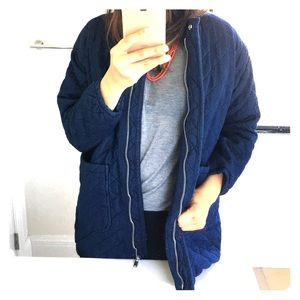 Quilted Denim jacket brand new!