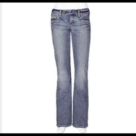 Silver Jeans - Silver Jeans Tina from The stylish lady's closet on ...