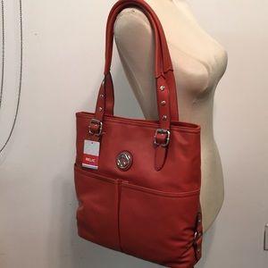 1f4561096cb Relic Bags   Bleeker Ns Shoulder Bag Burnt Orange Nwt   Poshmark