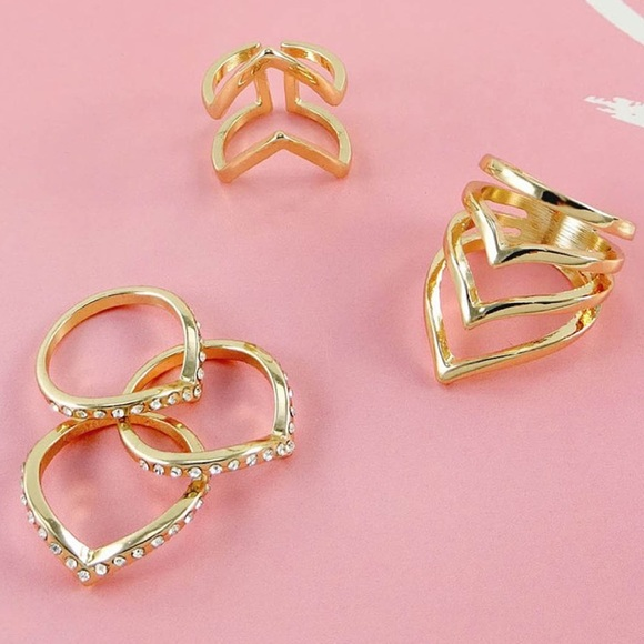 Classic Paper Doll Jewelry - 💥SALE💥Ricki Ring Set