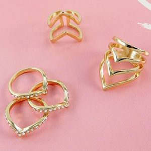 💥SALE💥Ricki Ring Set