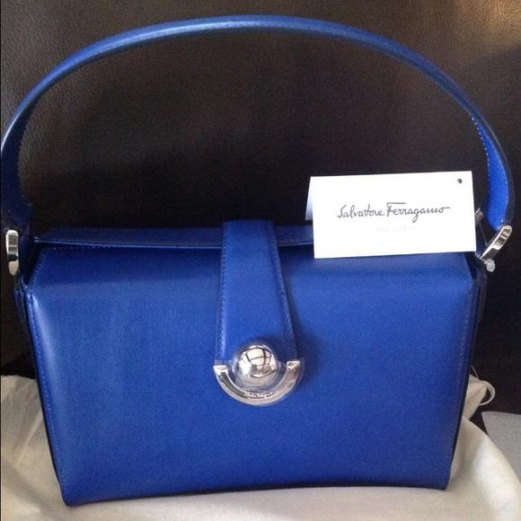 Salvatore Ferragamo Alisa Handbag - NWT 73d400a02e7ae