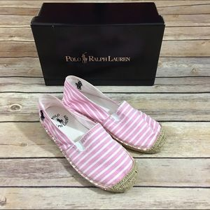 Polo by Ralph Lauren Other - NEW IN BOX Ralph Lauren Polo Pink White Stripe 13