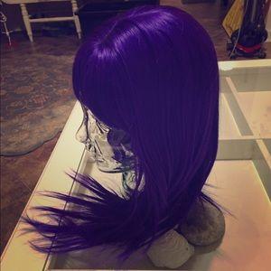 Accessories - violet wig