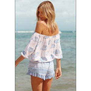 "Faithfull the Brand Dresses & Skirts - Faithfull the Brand ""Cabana"" Playsuit"