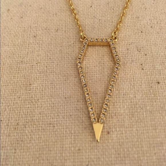 Rebecca minkoff jewelry flash clandestine blade necklace poshmark rebecca minkoff clandestine blade necklace thecheapjerseys Choice Image