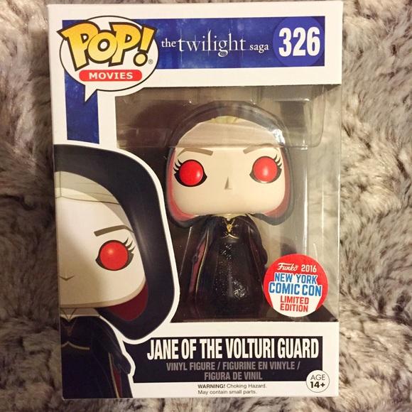 Vinyl Figur Jane Of The Volturi Guard Twilight Pop